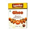 Gowardhan Ghee Tetra Pack 1ltr