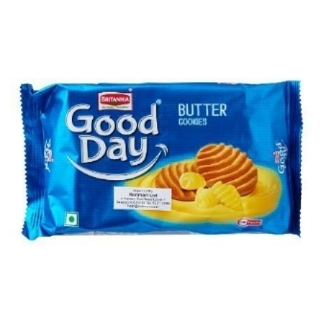 Britannia Gooday Butter Biscuits