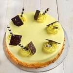500gms Butterscotch Cake