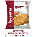 Herb Chilli Patty 220gms