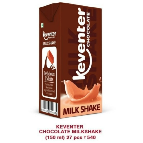 Chocolate Milkshake 150ml