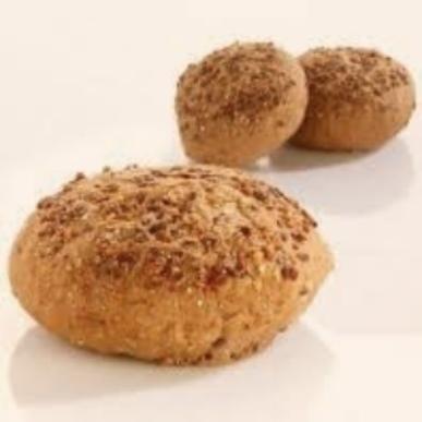 Whole Wheat Mini Buns
