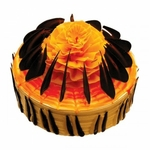 Mango Swril Cake