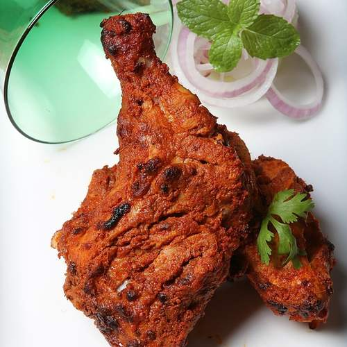 Tandoori chicken 2pcs