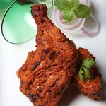 Tandoori chicken 2pcs