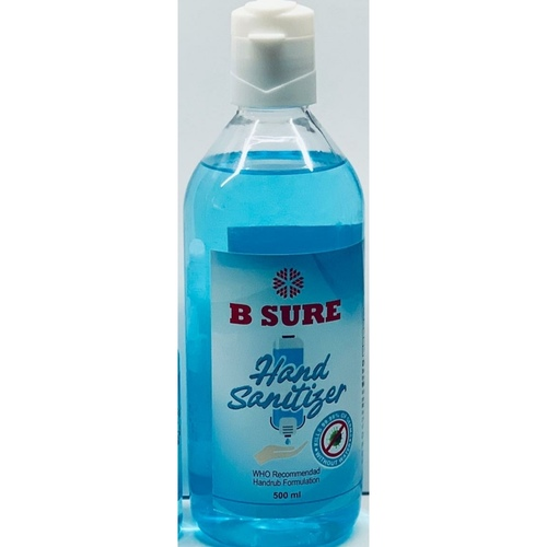 B Sure Hand Sanitizer 500ml