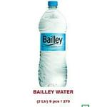 Bailey Water 2Ltr