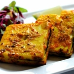 Paneer Achari Kebab