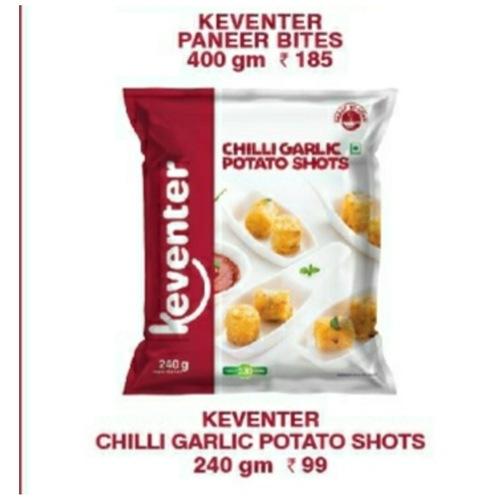 Chilli Garlic Potato Shots 240gms