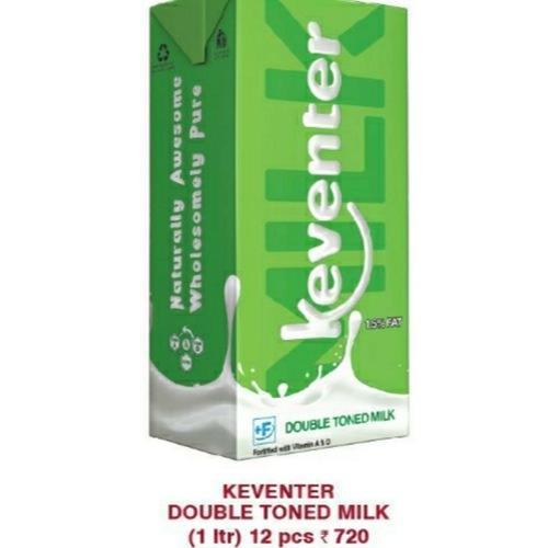 Double Toned Milk 1Ltr