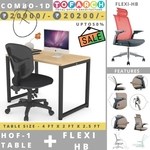 Table Chair Combo - 1D HOF 1 + Flexi-HB