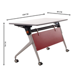 Foldable Student Study Table MADDY