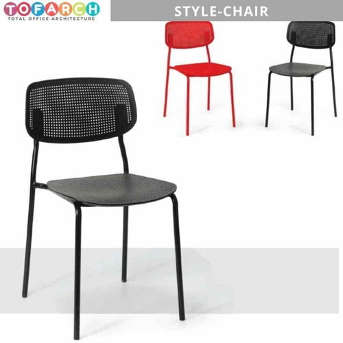Super Comfortable Cafe Chair for Dining at Home, Office, Cafe, Garden, Restaurant, Bar