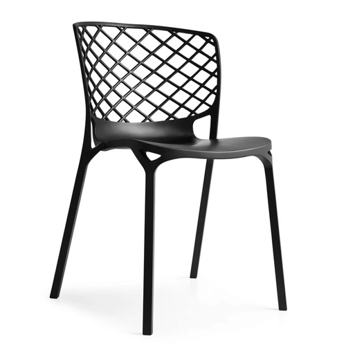 Stackable Cafe Chair String for Home, Office, and Cafe