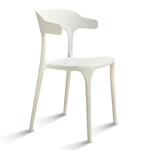 RIN Leisure Spindle Heavy Duty Plastic Back Side Cafe Chair