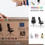Office Director Chair KROSS - HB