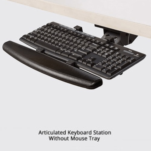 Articulated Keyboard Station