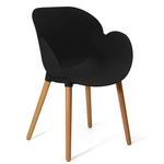 Dining Chairs Plastic Cafeteria Chair KIN