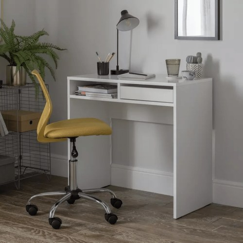 WFH Table CANARY WHITE