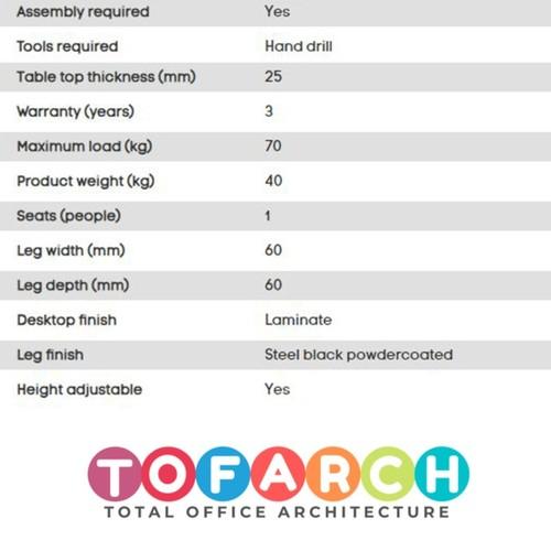 Home Office Table HO-008