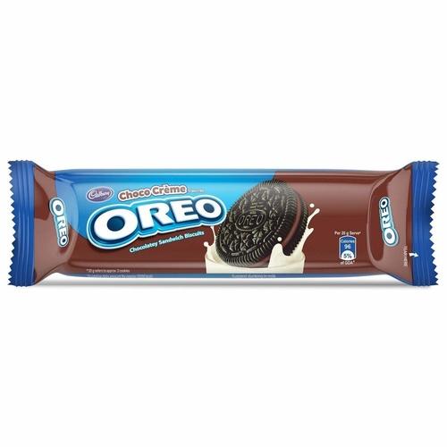 Cadbury Chococream Oreo Chocolate Sandwich Biscuits - 120g