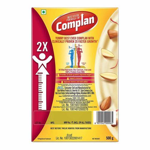 Complain Kesar Badam Health & Nutrition Drink Cartoon - 500g