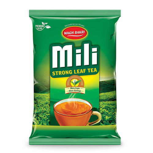 Wagh Bakri Mili Premuim Strong Leaf Tea Free Big Container - 1Kg