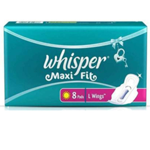 Whisper Maxi Fit L - Wing 280mm - 8pad