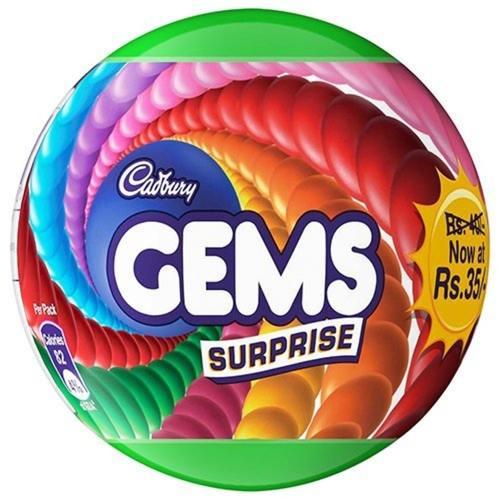 Cadbury Gems Surprice Ball - 16g