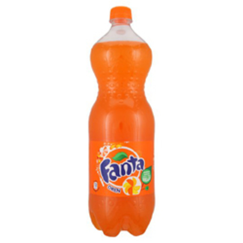Fanta Added Orange Flavour - 2.25L