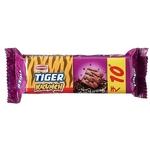 Britannia Tiger Krunch Chocochips Biscuit - 80g