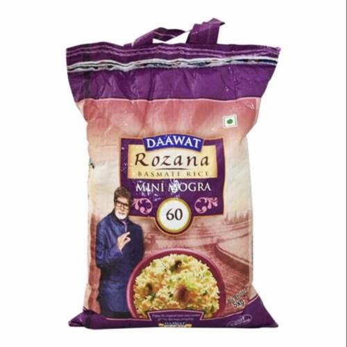 Daawat Rozana Gini 60 Mini Rice - 5kg