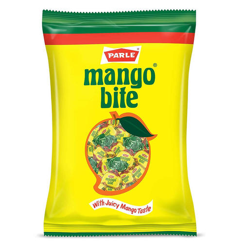 Parle Mango Bite Toffees Chocolate Pack - 290g