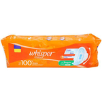 Whisper Choice Regular With Wings 230 mm - 7pad