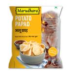 Marudhara Premium Aalu Papad - 250g