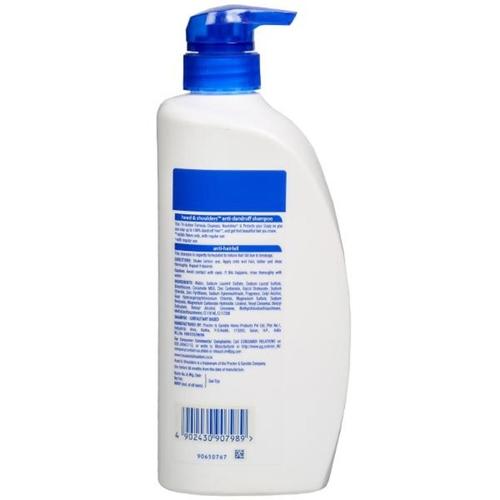 Head & Shoulder Anti Dandruff Shampoo Anti Hairfall - 650ml