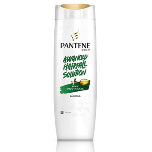 Pantene Advance Hair Fall Soluation Shampoo silky smooth care - 180ml