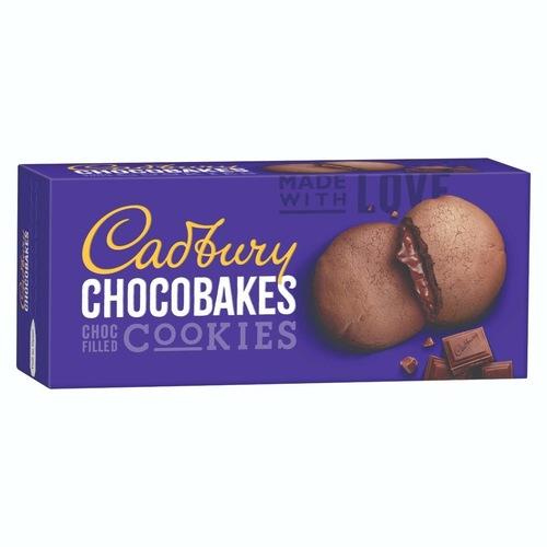Cadbury Chocobake Cookies  - 75g