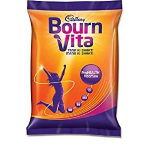 Bournvita Chocolate Health Drink Pouch - 75g