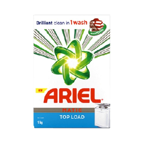 Ariel Matic Top Load Detergent Powder 1kg