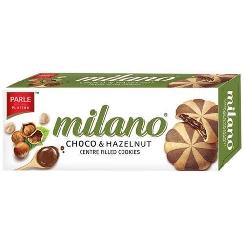 Parle Platina Milano Choco & Hazelnut - 75g