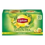 Lipton Green Tea - Lemon Zest 25N x 13g each