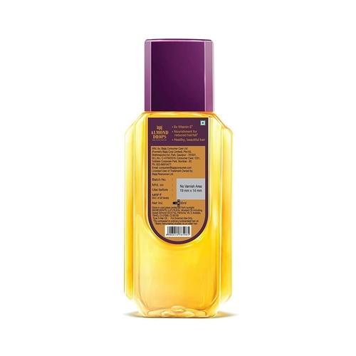 Bajaj Almond Drops Oil (6X Vitamin E Norishing) - 100ml