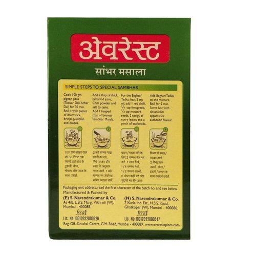 Everest Sambhar Masala - 100g