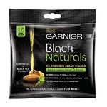 Garnier Color Naturals Oil Enriched Color (Deep Black) - 40g