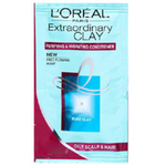 Loreal Paris Extraordinery Clay Purifiying & Hydrating Conditioner Pure Clay (Pouch) - 7.15ml