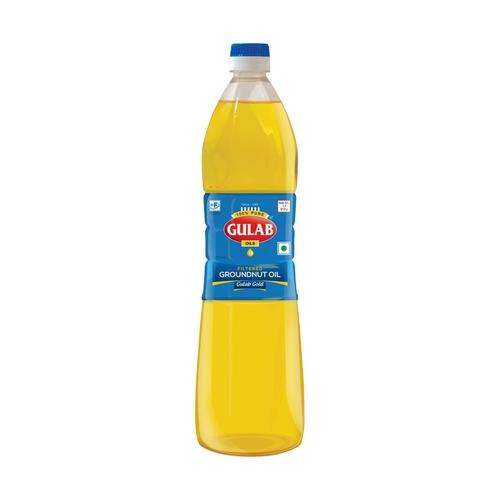 Gulab Groundnut Oil - 1L