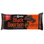 Parle Platina Hide & Seek Black Bourbon Choco Creme Biscuits - 100g