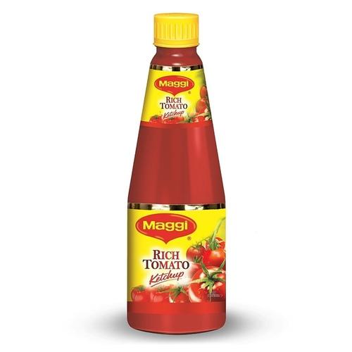MAGGI Tomato Ketchup- Rich Tomato Bottle - 500g