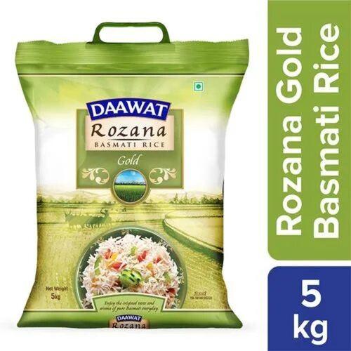 Daawat Rozana Gold Rice - 5kg